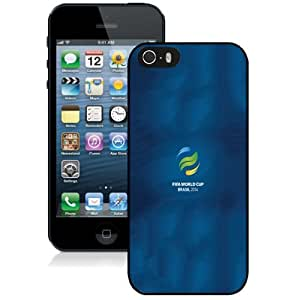 Personalized Phone Case Design with FIFA World Cup Brasil 2014 Logo iPhone 5s Wallpaper
