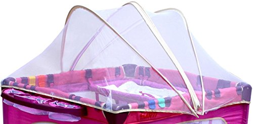 Parque de juegos Cuna de viaje ARTI LuxuryGo Arco iris