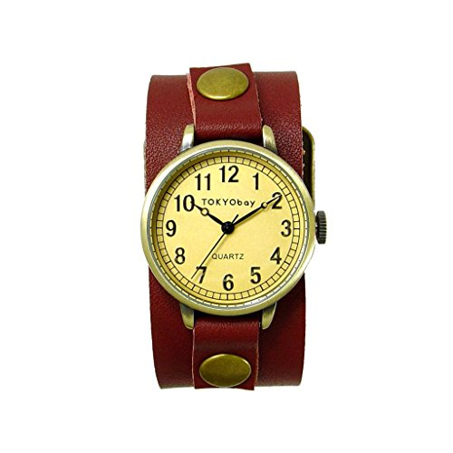 tokyobay-century-watch-red