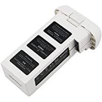 Fancy Buying 15.2V 5000mAh 76Wh For DJI DJI-P3-Battery Intelligent Phantom 3 Drones (White)