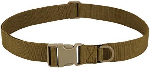 DCCN Tactical Gürtel Verstellbar Military Security Gürtel Koppel Molle Dienstkoppel mit Klickverschluss