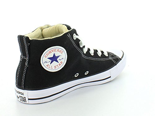 cheapest price for sale Converse Men's Street Canvas Mid Top Sneaker Black/Navy/Black comfortable for sale MghOrSok