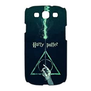 Your own custom Harry Potter Voldemort speelt oil paintings Samsung i9300 Galaxy S3 case 3d, special designer Harry Potter Galaxy S3 Case 3D