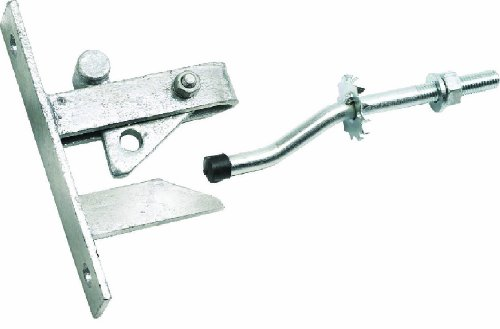 Eliza Tinsley Galvanised Self Locking Field Gate Catch by Eliza Tinsley