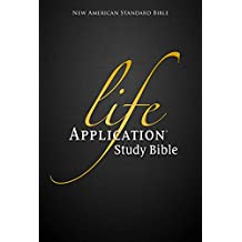 NASB, Life Application Study Bible, Hardcover