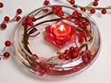 "10 pcs 7"" wide Floating Candle Wedding GLASS HOLDER BOWLS SALE"