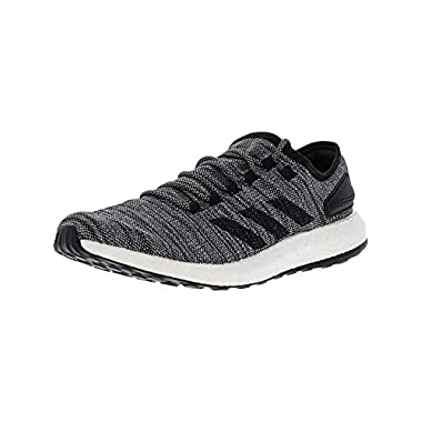 a30e46aef6b4a9 adidas Men s Pureboost ATR Running Shoe Black Grey Three