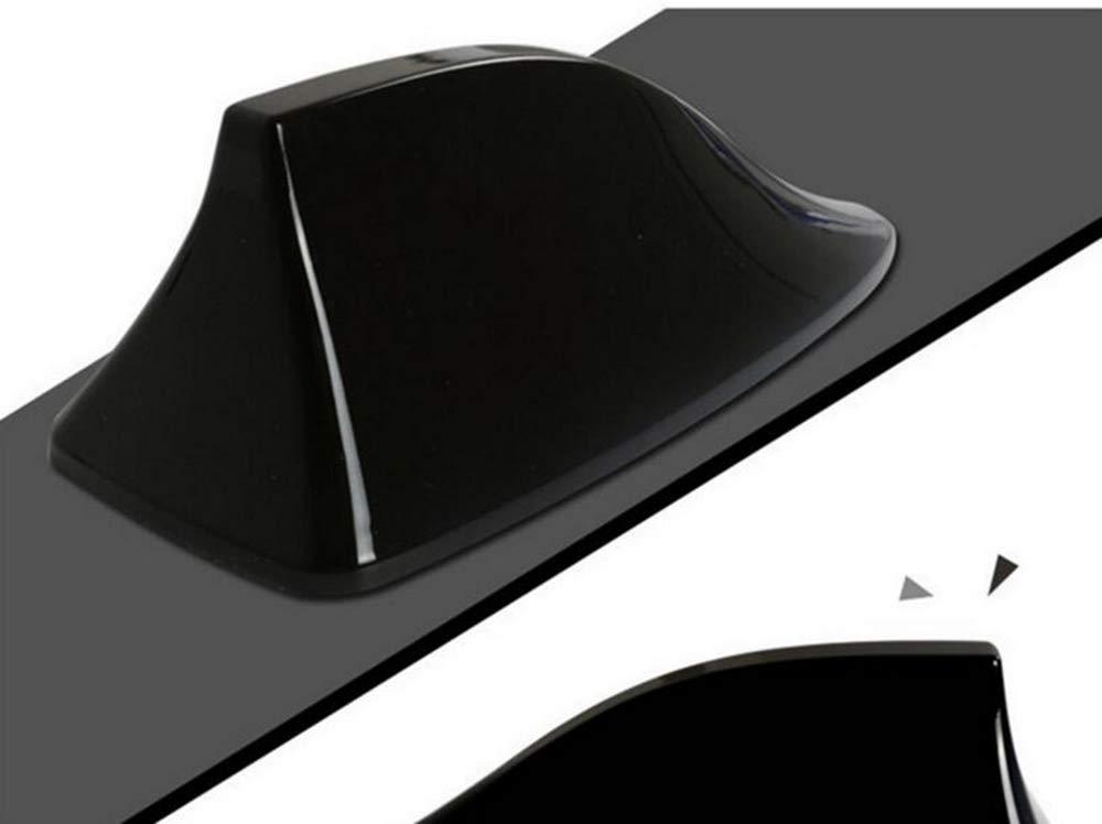 Autom/óvil Especial con se/ñal de Antena de tibur/ón de Radio Aleta de tibur/ón para M//itsubishi Outlander ASX Lancer Evolution Pajero//Eclipse Boomboost Grandis