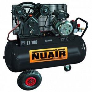 Compresor de aire à Pistón rãservoir de 100 litros Motor 3 CV ...