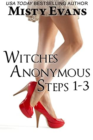 book cover of Witches Anonymous Box Set Steps 1-3
