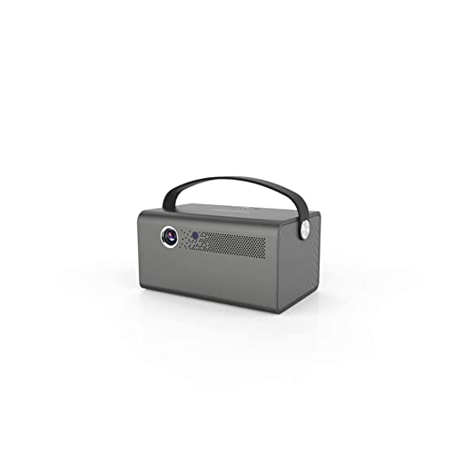 Proyector Dlp Portátil 3D, Diafragma De Graves Pasivo Dual ...