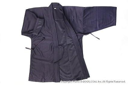 60ca79cb1 Amazon.com : Navy Blue Orizashi Jersey Kendogi for Summer (Size 5 ...