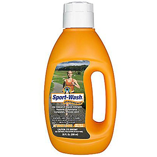 Nathan Sport Laundry Detergent for Performance Athletic Wear