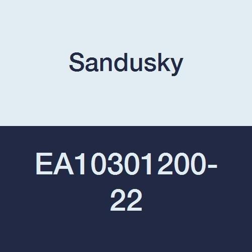 Sandusky Lee EA10301200-22 Extra Shelf for Adjustable Models, 30'' W x 12'' D x 1'' H, White by Sandusky