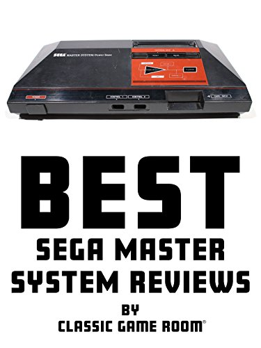 Best Sega Master System Reviews by Classic Game Room (Classic Game Room)