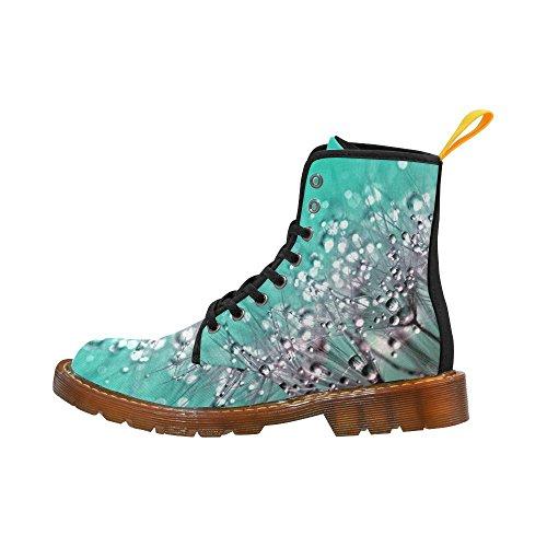 LEINTEREST Dandelion Martin Boots Fashion Shoes For Women Zhr2we4a6R