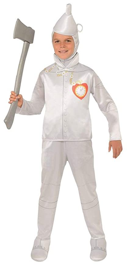 Wizard of Oz Childs Tin Man Costume, Small