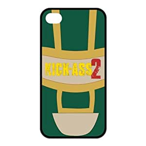 Custom Your Own Kick Ass Silicon iPhone 4/4S Case , Special designer Kick Ass iPhone 4/4S Case