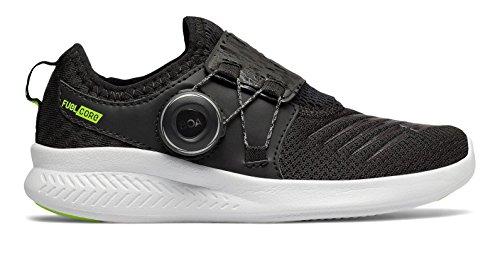 博覧会子音コレクション[New Balance(ニューバランス)] 靴?シューズ レディースランニング FuelCore Reveal Black with Hi-Lite ブラック ハイライト US 7 (24cm)