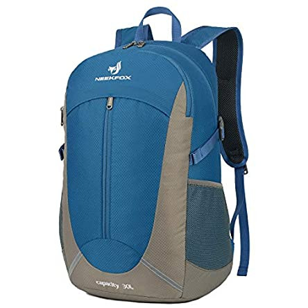 NEEKFOX Lightweight Packable Hiking Backpack 30L Travel...