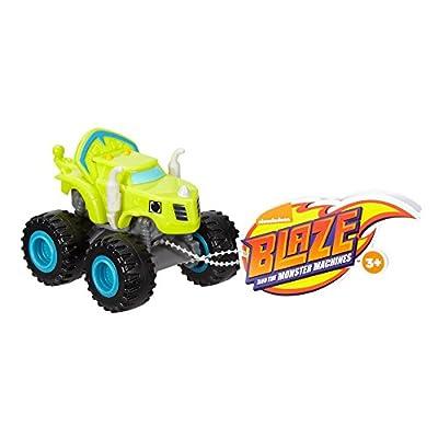 Fisher-Price Nickelodeon Blaze & the Monster Machines, Zeg Vehicle: Toys & Games