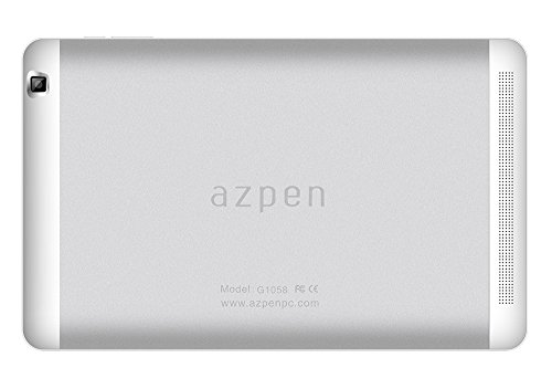 "Azpen G1058 10.1"" 4G LTE Quad Core Android Unlocked Tablet with Bluetooth GPS Dual Cameras"