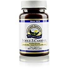 Indole 3 Carbinol (60 caps) by Nature's Sunshine Products