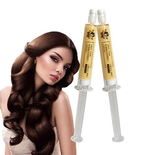 Moisturizing Repair Hair Mask Maintenance Keratin Treatment Conditioner for Dry or Damaged Hair Deep Nourishes Scalp 2Pcs