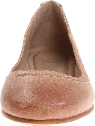 Carson Ballet plano para mujeres, Beige antique Vintage suave, 11 m US