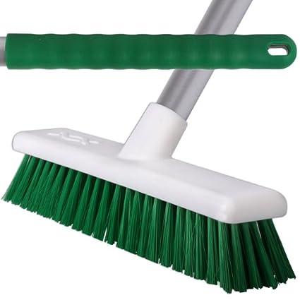 2 unidades 45 cm verde Rígido higiene barrer con cepillos de 125 cm  toreinforced para 3cc571300db3