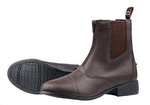 Black Dublin 552 Jodhpur Zip Boots 0168 Elevation zAZx1ZYnO