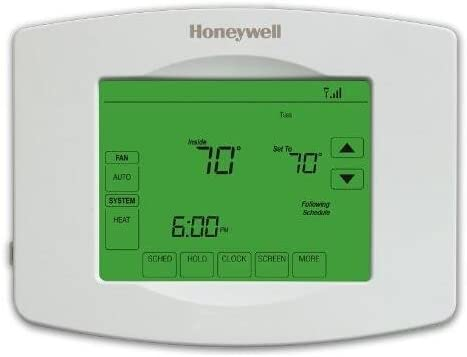 Honeywell RTH8580WF Wi-Fi Thermostat