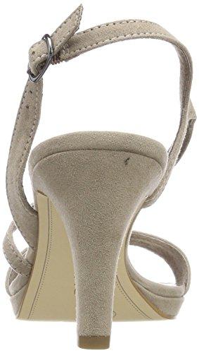 Pepper Tamaris Cinturino Sandali con 28318 Caviglia alla Marrone Donna rqB8qgzxwt