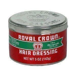 (Royal Crown Hair Dressing Pomade, 8 Ounce (pack of 1))