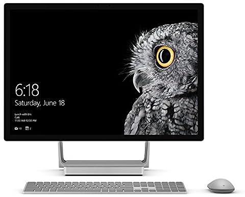 Microsoft Surface Studio (Intel Core i7, 32GB RAM, 2TB) (Microsoft Surface Pro 2 32)