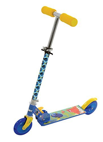 [Finding Dory M14208 Folding Inline Scooter by Finding Dory] (Finding Nemo Costume 2t)
