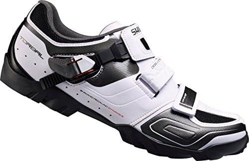 Shimano Sh-m089, Zapatos de Bicicleta de Montaña Hombre, Blanco ...