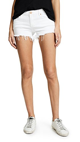 [BLANKNYC] Blank Denim Women's Cutoff Shorts, The Great White, 29