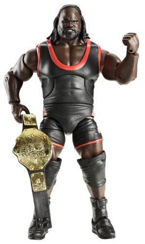 WWE Elite Collector Mark Henry Figure Series 15 by Mattel