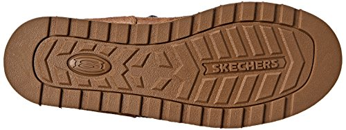 Skechers Keepsakes Leather-Esque - zapato botín de lona mujer marrón - Braun (Csnt)