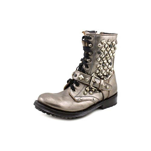 Ash Ryanna Womens Size 6 Bronze Leather Fashion Mid-Calf Boots EU 36