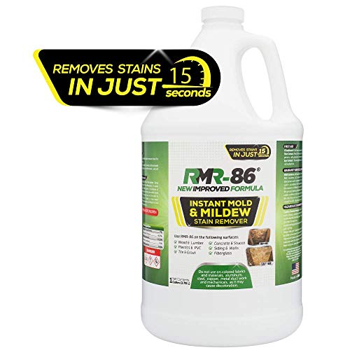 RMR-86 Instant Mold Stain & Mildew Stain Remover (1 Gallon) from RMR Solutions