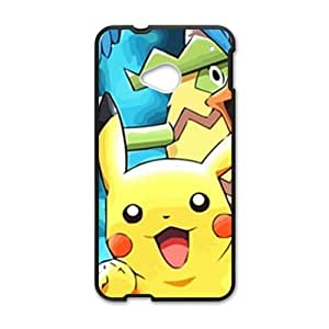 Pokemon alive world Cell Phone Case for HTC One M7