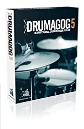 Wave Machine Labs Drumagog 5 Pro Drum Replacement Plug-in with Advanced Triggering