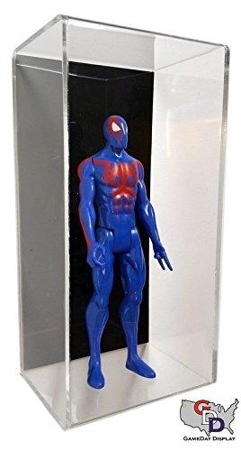 6 action figure display case - 4