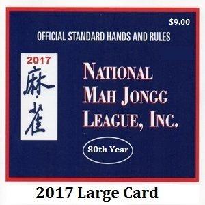 Mah Jongg Card Game - 3