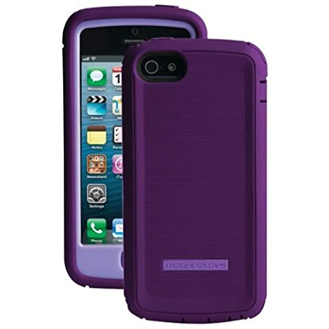 BODYGLOVE 9307301 iPhone(R) 5/5s Toughsuit (Purple) (Body Glove Suit Up Phone Cases)