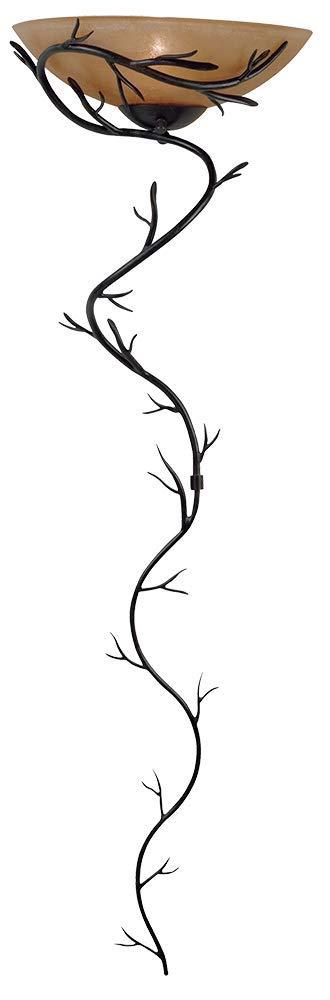 Kenroy Home 90900BRZ/ Twigs 6-Light Chandelier Blackened Bronze Finish