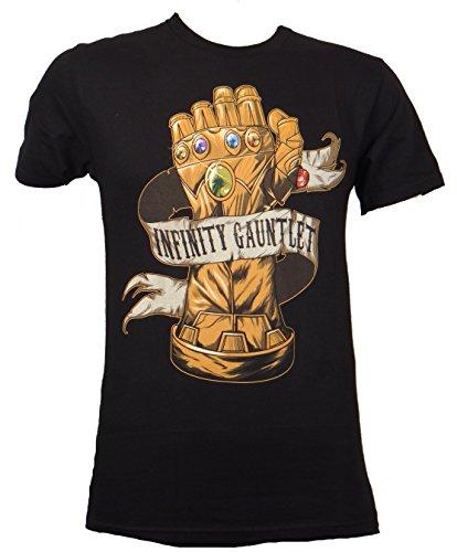 Thanos Infinity Gauntlet T Shirt  Xlarge