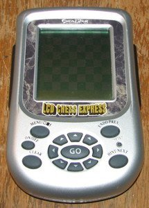 - LCD Chess eXpress by Excalibur Electronic